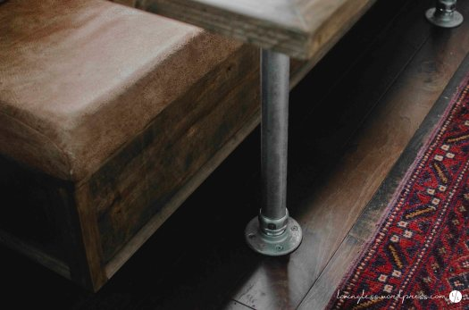 Avion Renovation Dining Table Leg @ livingless.wordpress.com