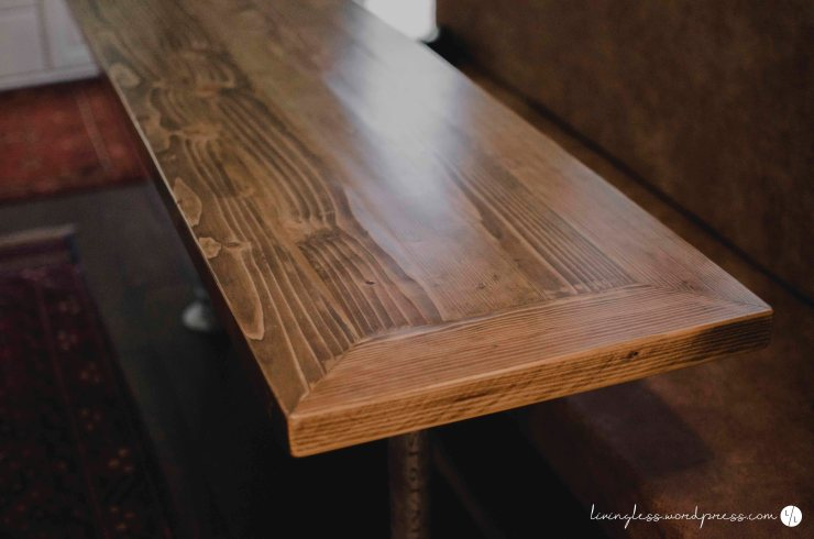 Avion Renovation Dining Table Top @ livingless.wordpress.com
