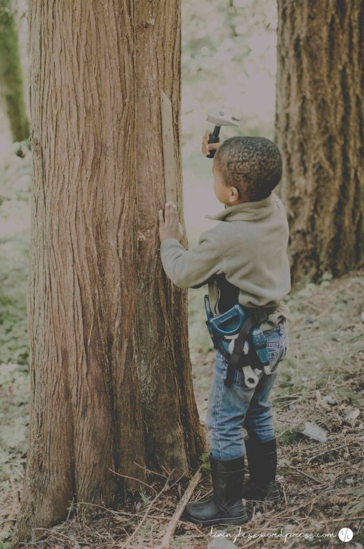 J Working on Tree