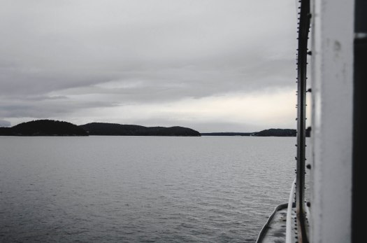 ferry, ocean, pacific northwest, san juan islands, sea, islands @livingless.wordpress.com